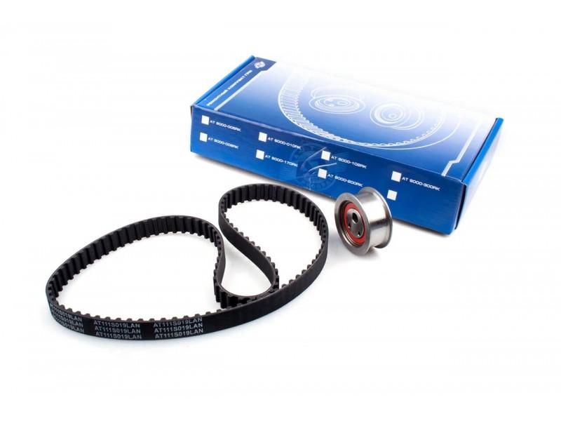 Роликовый модуль натяжителя ремня (ролик, ремень) АТ 9000-008RK