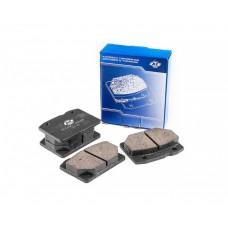 Колодки тормозные дисковые АТ 1090-001BP